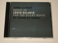 DANS LA NUIT - CD - SOUNDTRACK - LOUIS SCLAVIS