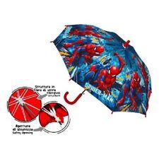Coriex Ombrello Spiderman per Bambini Scuola