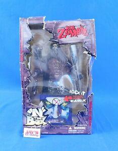 "Rob Zombie Dragula Rock ""N"" The Box Volume One 2001 Art Asylum Factory Sealed"