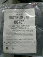 """Vintage Gibson Vinyl Amp Cover no. 50 dimensions 17"""" x 30"""" x 10"""""""