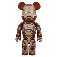 Medicom Bearbrick | 1000% Iron Man Mark XLII (42) Be@rbrick