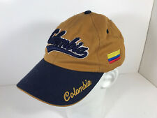The Country of Columbia Hat Cap Snapback Embroidered