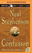 Baroque Cycle: The Confusion 2 by Neal Stephenson (2015, MP3 CD, Unabridged)