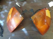 GEO METRO ALL MODELS  CONVERTIBLE SWIFT 1989 TO 1994 LEFT & RIGHT CORNER LIGHTS