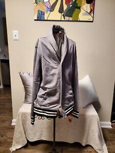 NWT Unionbay Mens Jersey Buttondown Sweater