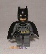 Lego Custom Batman Similar to 76012 Super Heroes Minifigure BRAND NEW cus351