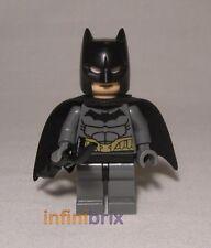 Lego Custom Batman Similar to 76012 Super Heroes Minifigure BRAND NEW cus351