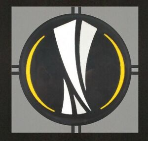 2016 2021 OFFICIAL EUROPA LEAGUE SLEEVE PATCH = PLAYER SIZE