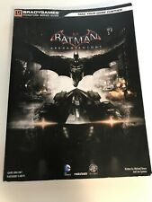 Batman: Arkham Knight Signature Series Guide (Bradygames Signature Series Guide)
