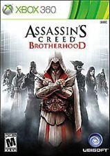 ASSASSINS CREED BROTHEROOD - Xbox 360