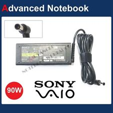 90W 19.5V 4.7A AC Power Adapter Charger For Sony VAIO PCG VGP VGN Series Laptop