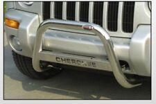 JEEP CHEROKEE 2001 BULL BAR MIRROR INOX 60 LUCIDO C/SCRITTA