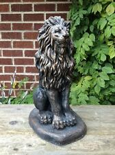 SALE! Proud Lion Statue Garden Ornament Latex and Fibreglass Mould/Mold (WA2)