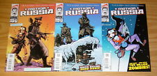Mother Russia #1-3 VF/NM complete series - world war ii nazi zombies - fubar 2