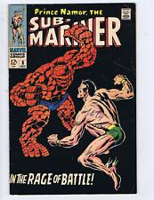 Sub-Mariner #8 Marvel 1968