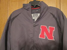 University of Nebraska Huskers Jacket Campus Heritage Collection Small S NWT