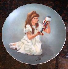 Viletta China Clara Nutcracker Plate Limited Edition 1978 Shell Fisher Usa Made
