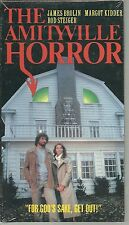 The Amityville Horror (VHS, 1993) FACTORY SEALED NEW HORROR NOS NIP