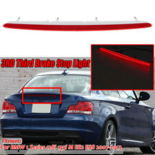 UK For BMW E88 E82 1 Series Coupe Convertible Rear 3rd Brake Light 63257164978
