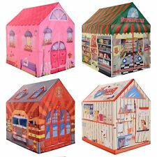 Diseñado para niños juego tienda Diversión Interior Al Aire Libre Playhouse Niñas Niños Juego de Rol