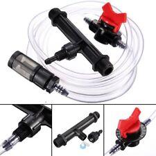 Ensemble de tube d'eau pour interrupteur d'injecteur d'engrais Venturi de 3/4 po