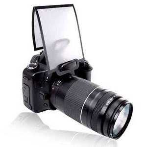 Universal Soft Screen -Up Camera Flash Diffuser Soft Box High Quality