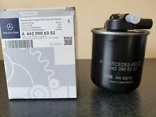 Genuine Mercedes-Benz OM642 Fuel Filter With Inserted Sensor A6420906352 NEW