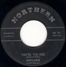 CRUDE DETROIT R&B POPCORN AND THE MOHAWKS You're the one NORTHERN LISTEN