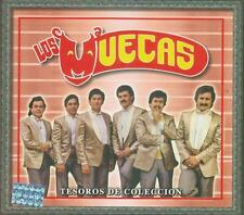 Los Muecas CD NEW Tesoros De Coleccion BOX SET Con 3 CDs 30 Canciones !