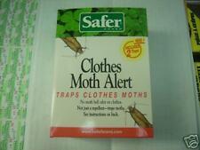 SAFER CLOTHES MOTH Alert TRAP (2 traps pack)