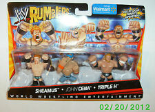 WWE Rumblers 3 Pack - Sheamus - John Cena - Triple H