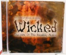 WICKED + CD + The Hits Of The Broadway Musical + New York City Musical Orchestra