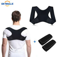 Support Correction Back Skybulls Shoulder Brace Belt Posture Corrector