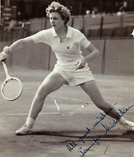TENNIS JENNIFER MIDDLETON HAND SIGNED PHOTOGRAPH 6.5 x 5.5