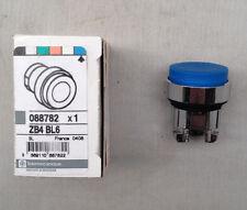 Telemecanique xb4 Blu a pulsante HEAD 22mm taglio zb4 bl6-NEW OLD STOCK