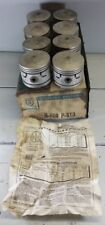 New Old Stock Sterling 100P STD Standard Dome Pistons Set of 8