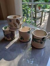 Emma bridgewater Baby Mug Collection.