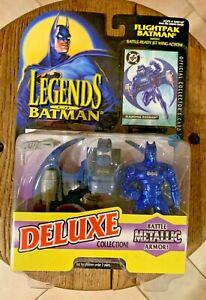 Legends of Batman Flightpak Batman Deluxe Collection