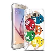 Coque Housse Samsung Galaxy S 7 Edge + Verre Trempé 9 H - Motif MM'S