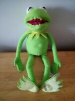 Kermit The Frog Disneystore Plush Cuddly Toy The Muppets Disney Official