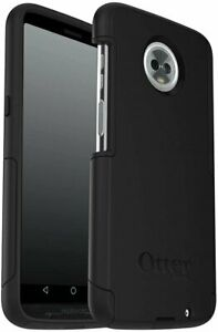 OtterBox Commuter Series Case for Moto Z3 Play - Retail Packaging - Black NEW