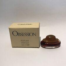 Calvin Klein Obsession miniature parfum 3,5ml