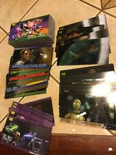 STAR WARS: THE CLONE WARS TOPPS 2009 ALL-WIDEVISION Set With INSERT SETS LOOK!