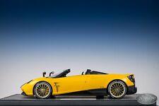 1/18 BBR Pagani Huayra Roadster Gloss Yellow
