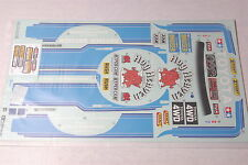TAMIYA 58519 1/10 TOYOTA 4x4 HILUX BRUISER RN36 decals sticker