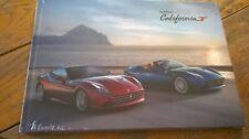 HB Brochure FERRARI CALIFORNIA T : catalogue  cartonné