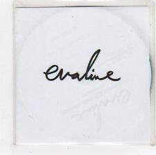 (FS928) Evaline, Patterned EP Instrumentals (unmastered) - 2011 DJ CD