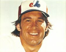 GARY CARTER 8x10 Vintage Candid Photo MONTREAL EXPOS #8 Cooperstown Hall of Fame