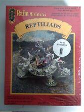 Rafm 25mm miniatures Vintage war turtle tortue de guerre RE-10 emballage origine