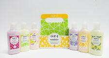 OPI Avojuice Mini ,Mango,Jasmine,Coconut,Lily,Sweet Lemon Sage, Vanilla Lavender